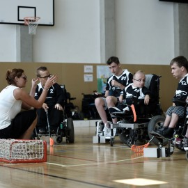 Jaguáři na Prague Powerchair Open 2016